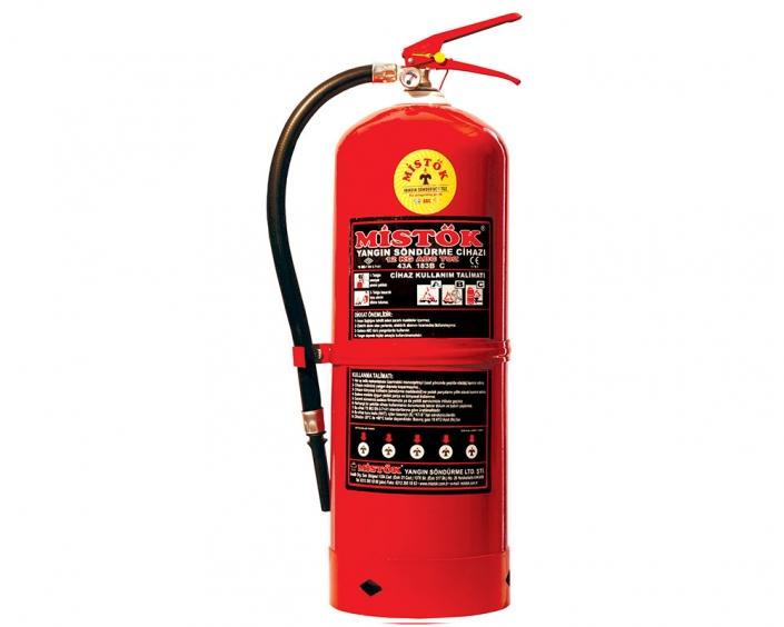12 KG KURU KİMYEVİ TOZLU YANGIN SÖNDÜRME CİHAZI, yangın söndürme cihazı, kimyevi tozlu yangın söndürme cihazı,yangın söndürme tüpü