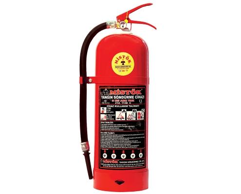 6 KG KURU KİMYEVİ TOZLU YANGIN SÖNDÜRME CİHAZI, yangın söndürme cihazı, kimyevi tozlu yangın söndürme cihazı,yangın söndürme tüpü