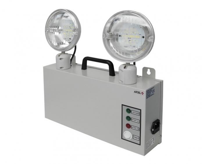 VERSALITE LED ACİL AYDINLATMA ARMATÜRÜ,acil aydınlatma armatürü, acil yangın aydınlatma,ledli acil aydınlatma armatürü