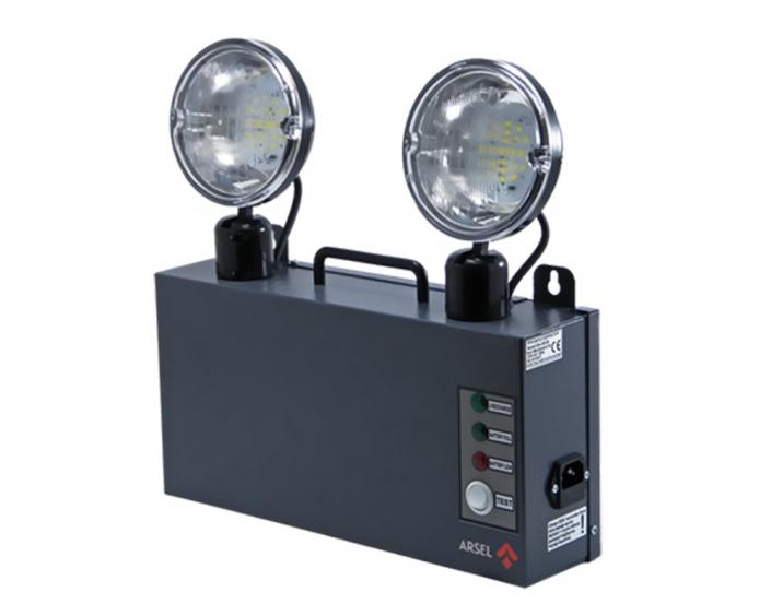 VERSALITE LEDLİ ACİL AYDINLATMA ARMATÜRÜ,acil aydınlatma armatürü, acil yangın aydınlatma,ledli acil aydınlatma armatürü