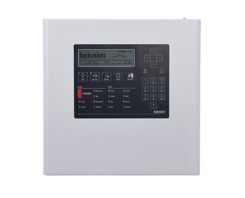 TFP-1214 4 LOOP ANALOG ADRESLİ YANGIN ALARM PANELİ,yangın alarm paneli,analog adresli yangın alarm paneli