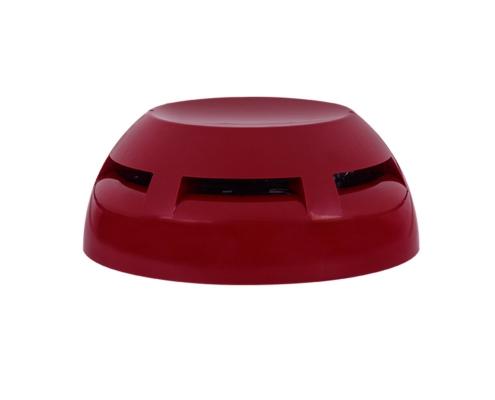TFS-3191 YANGIN ALARM SİRENİ KIRMIZI, yangın alarmı, konvansiyonel yangın alarm sireni, kırmızı yangın alarm sireni