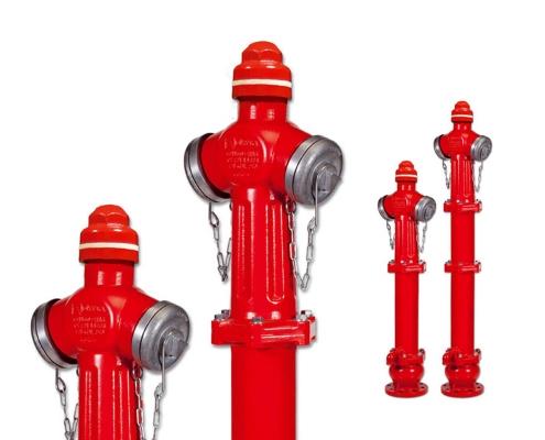 yangın hidrantları