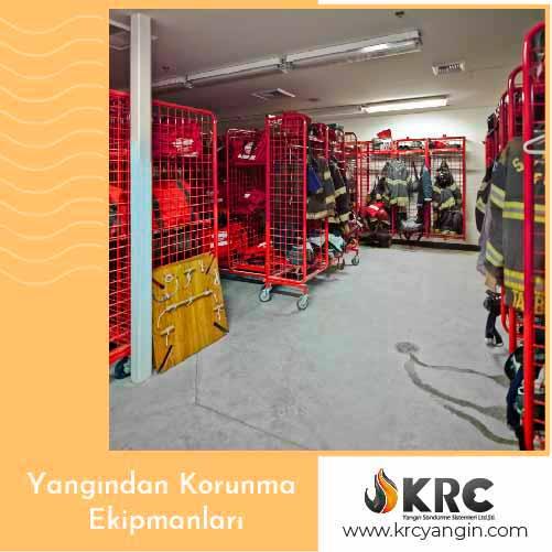 yangından korunma ekipmanları, duman tahliye fanları, kişisel koruyucu ekipmanlar, hortum ekleme rakorları, köpük yapıcılar, turbo nozullar, yangın hortumları, yangın lansları